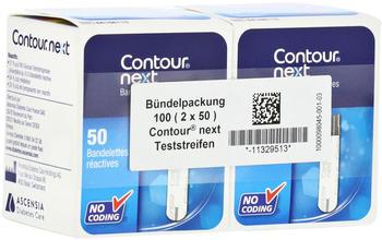 Orifarm Contour Next Sensoren Teststreifen (100 Stk.)