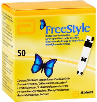1001 Artikel Medical Freestyle Teststreifen (50 Stk.) ohne Codier