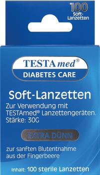 Sebapharma Health Care Testamed Soft-Lanzetten (100 Stk.)