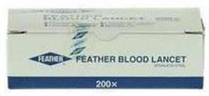 Büttner-Frank Blutlanzetten steril einzeln (200 Stk.)