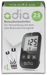 Adia Blutzuckerteststreifen (25 Stk.)