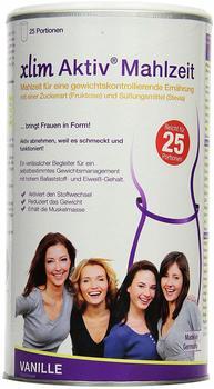 BIOMO-VITAL GMBH Xlim Aktiv-Mahlzeit Vanille Pulver 500 g