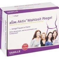 Biomo-Vital GmbH XLIM Aktiv Mahlzeit Riegel Vanille 6X75 g