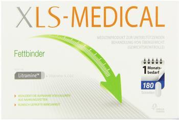 XLS-Medical Fettbinder Tabletten 180 St.