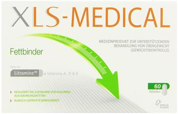 Xls-Medical Fettbinder Tabletten 60 St.