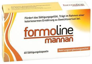 Formoline Mannan Kapseln (60 Stk.)