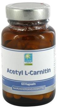 ApoZen Acetyl L-Carnitin 500 mg Kapseln (60 Stk.)
