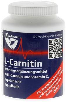 BOMA-Lecithin L-Carnitin 500 Kapseln (100 Stk.)