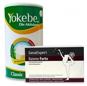 yokebe-aktivkost-classic-pulver-500-g-sanaexpert-baiome-forte-kapseln-60-st