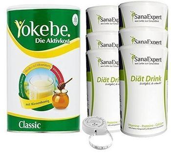 sanaexpert-yokebe-aktivkost-classic-pulver-500-g-drink-pulver-6-x-420-g-bmi-massband