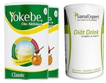 yokebe-aktivkost-classic-pulver-2-x-500-g-sanaexpert-drink-pulver-420-g