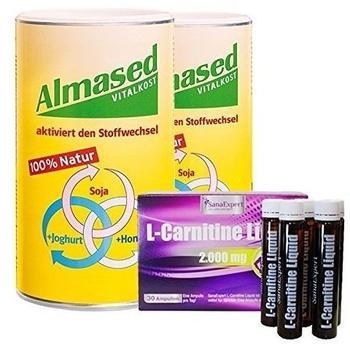 almased-vitalkost-pulver-500-g-sanaexpert-l-carnitine-ampullen-30-x-25-ml