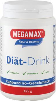 MEGAMAX Drink Cappuccino Pulver 425 g