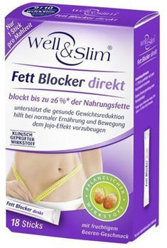 Well & Slim Fett Blocker direkt