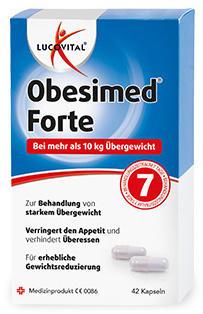 Lucovital Obesimed Forte