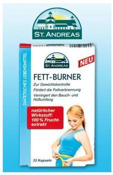 St. Andreas Fett-Burner