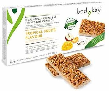 bodykey by NUTRILITE™ Mahlzeitersatz-Riegel Tropische Früchte