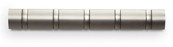 Umbra Flip 5 Hakenleiste (silber/nickel)