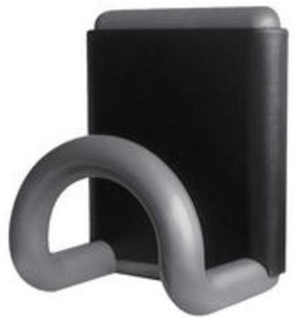 Unilux Garderobenhaken 491 (1er-Haken) magnetisch