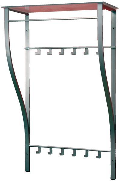 FMD Wandgarderobe groß 66cm