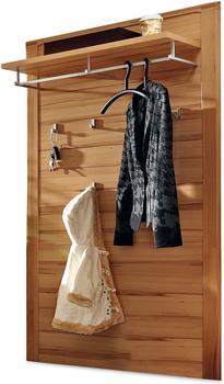 Jumbo Möbel Garderobenpaneel Nature Plus Kernbuche teilmassiv