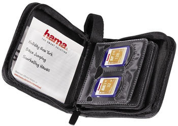 Hama Memory Card Wallet 12 SD