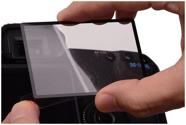 Rollei Profi Displayschutz Leica D-lux 6