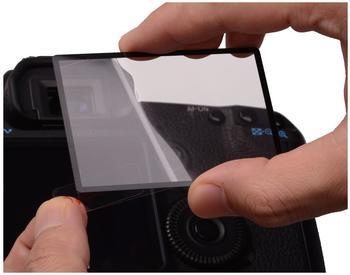 Rollei Profi Displayschutz Leica D-lux 2