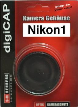 S+M Rehberg digiCAP Kameragehäusedeckel Nikon 1