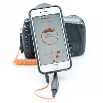 Nerotrigger Highspeed Kameraauslöser für Canon RS-60E3 Pentax CS-205