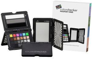 Calibrite ColorChecker Passport Video