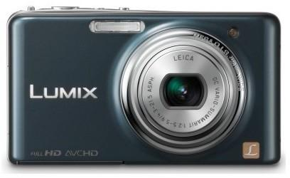 Panasonic Lumix DMC-FX77 Blau