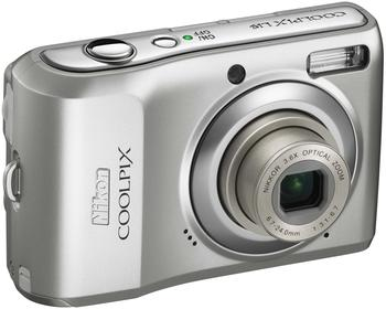 Nikon Coolpix L19 rosa