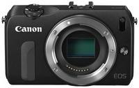 Canon EOS M schwarz