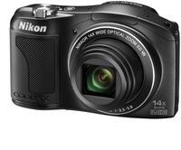 Nikon Coolpix L610 schwarz