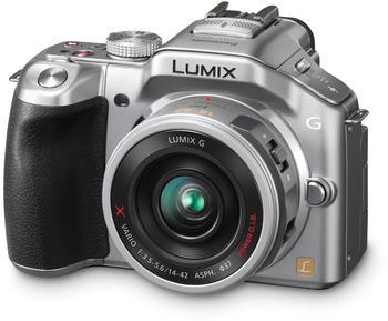 Panasonic Lumix DMC-G5 X Kit