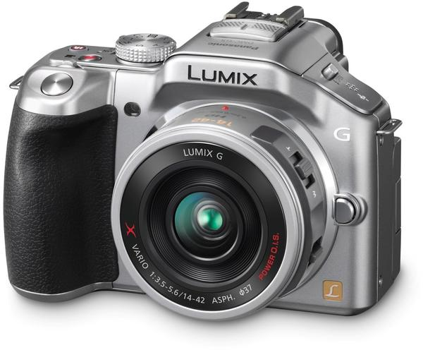 Panasonic Lumix DMC-G5 X Kit