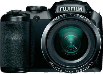 Fujifilm FinePix S6800 schwarz