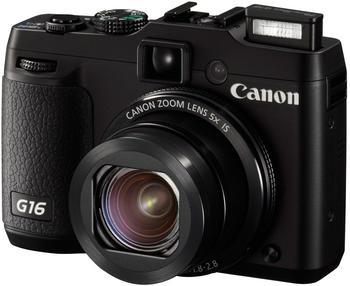 Testbericht Canon Powershot G16