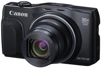 Testbericht Canon Powershot SX710 HS