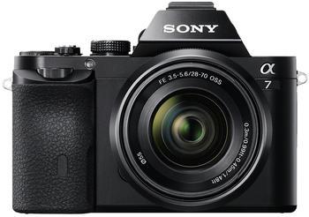 Sony Alpha 7 Kit 28-70 mm