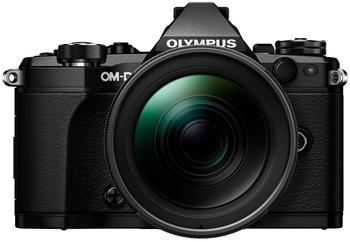 Olympus OM-D E-M5 Mark ll Kit 12-40 mm schwarz