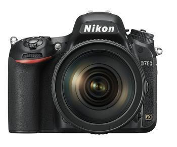 Nikon D750 Kit 24-120 mm