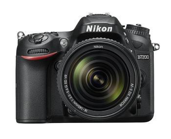 Nikon D7200 18-1403.5-5.6 AF-S G DX ED VR