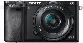 Sony Alpha 6000 Kit 16-50 mm schwarz
