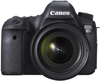 Canon EOS 6D + EF 24-70mm L IS USM