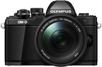 Olympus OM-D E-M10 Mark II 14-1504.0-5.6 M.zuiko Digital ED II