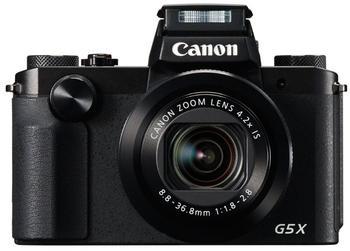 Testbericht Canon Powershot G5 X