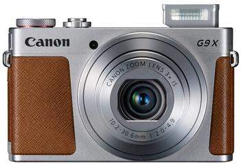 Canon Powershot G9 X Silber