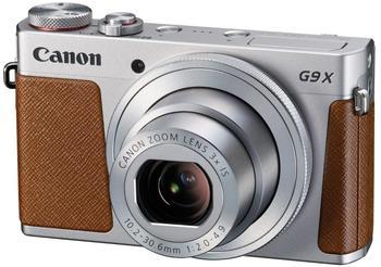 Testbericht Canon Powershot G9 X Silber